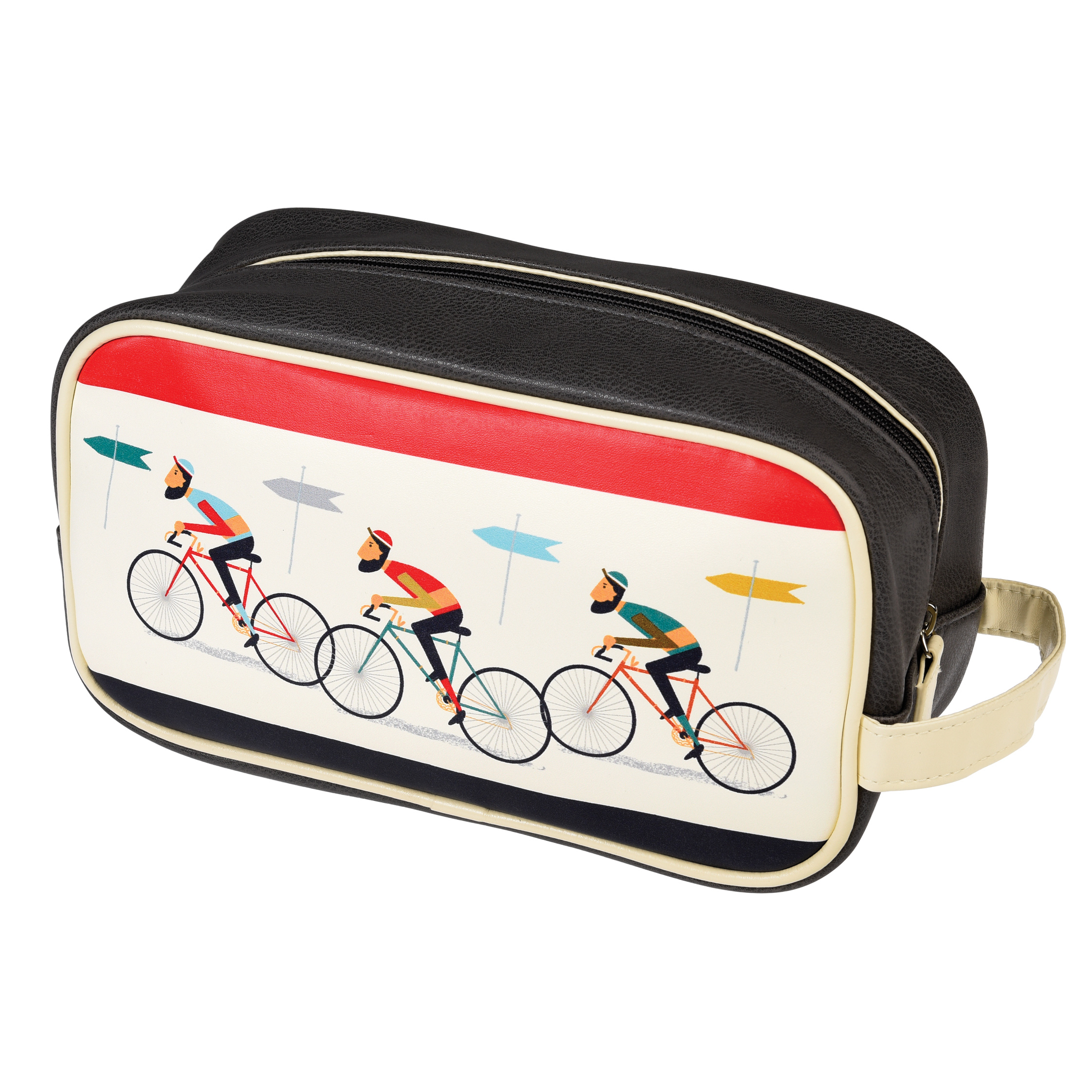 Washbag rider's travel bag