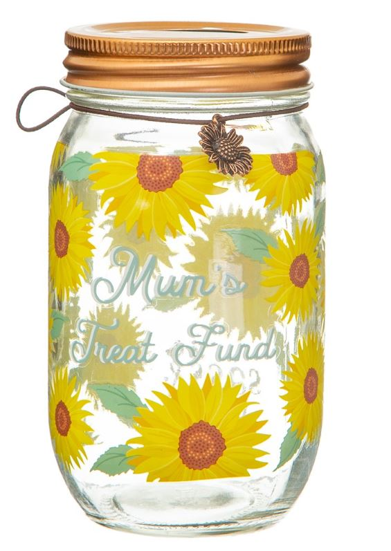 Money Jar Mum
