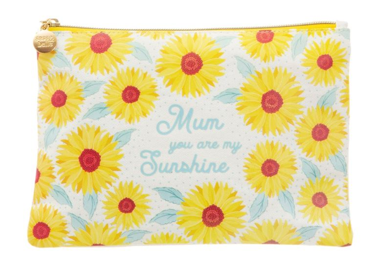 Cotton pouch Mum