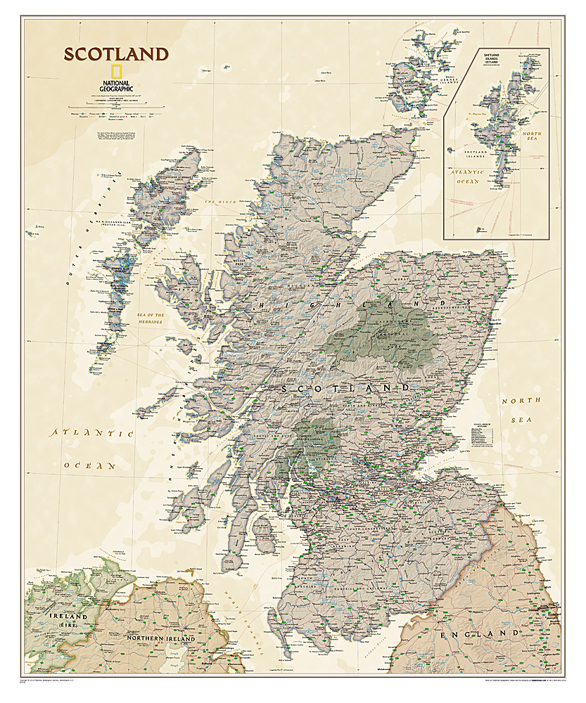Scotland (antique)