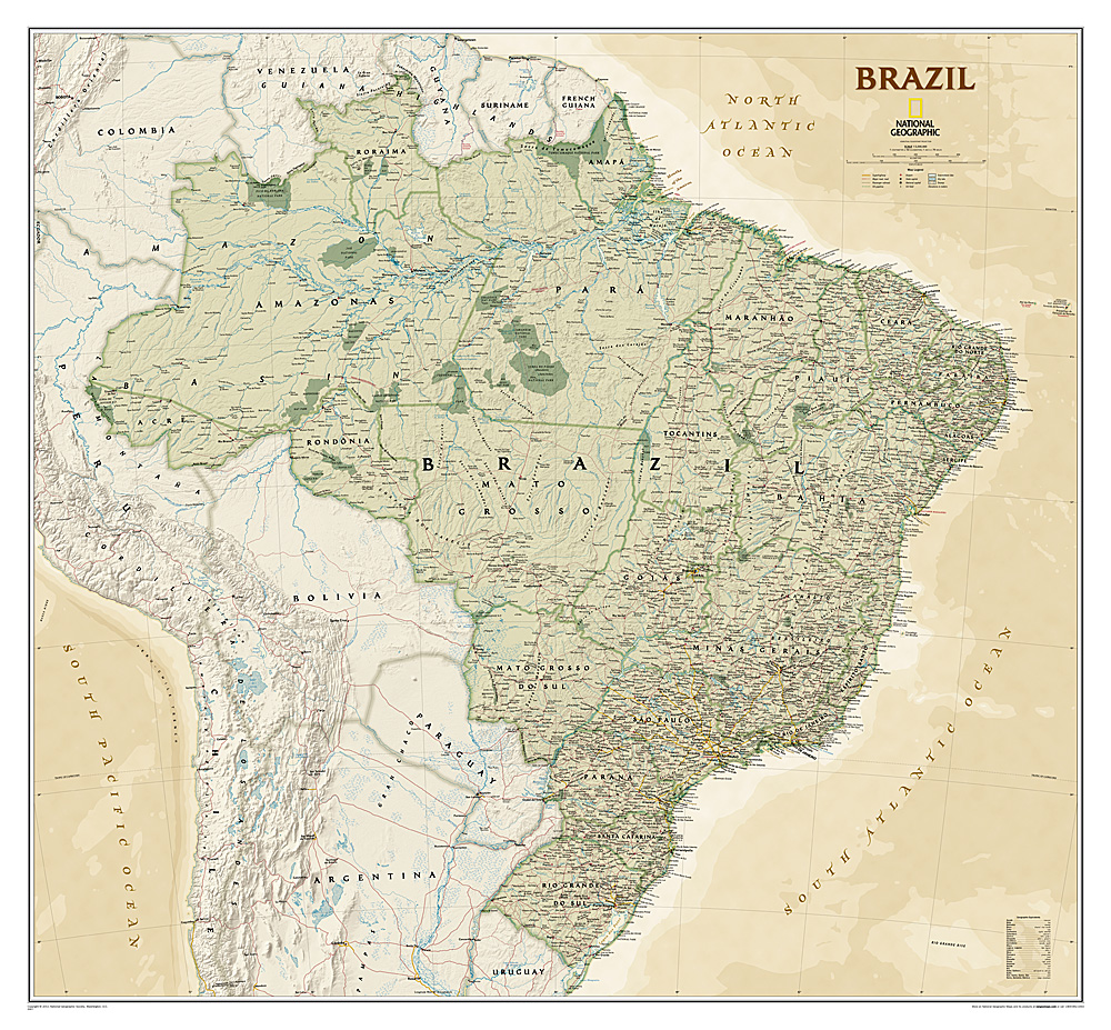 Brazil (antique)