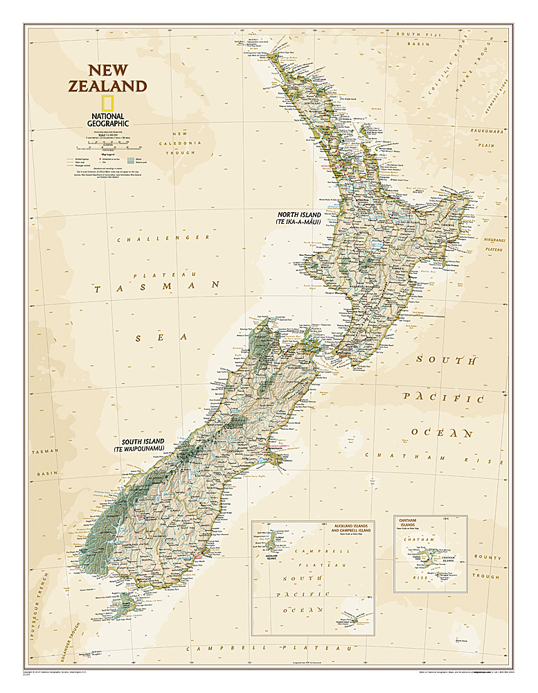 New Zealand (antique)