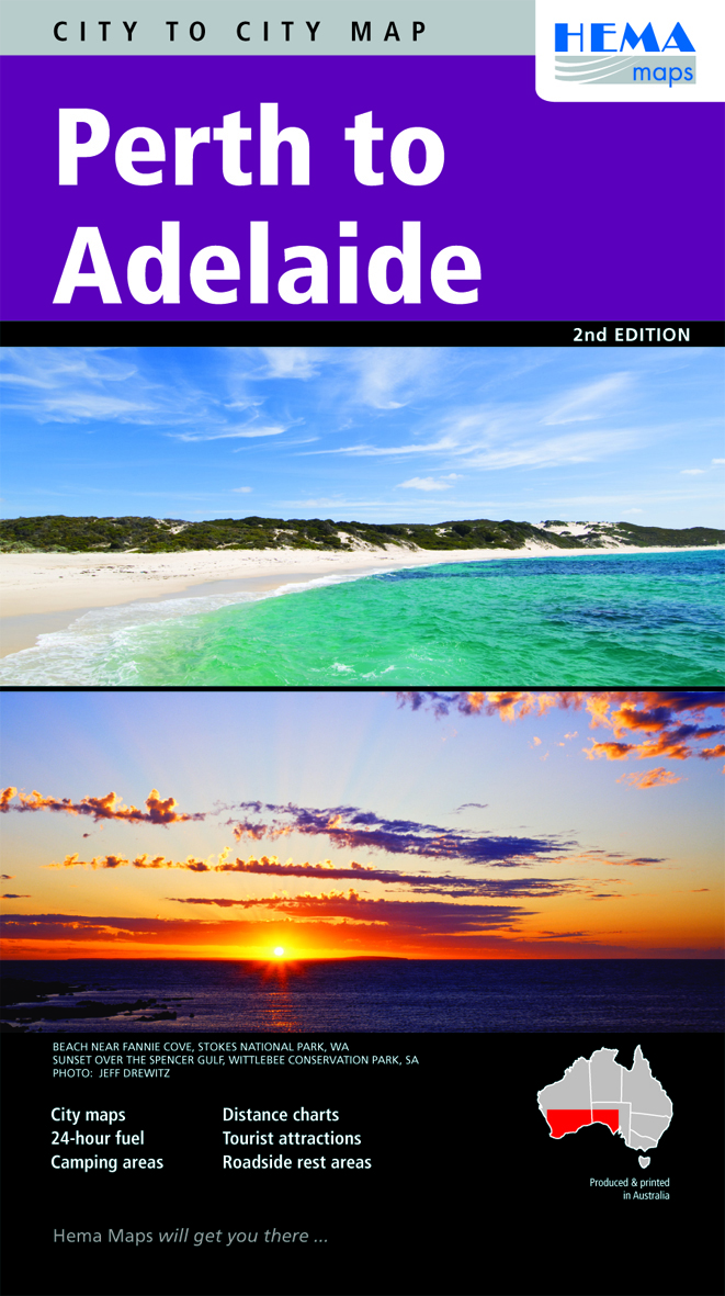 Perth to Adelaide