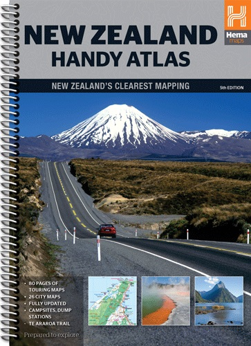 New Zealand Handy 2015-ED5