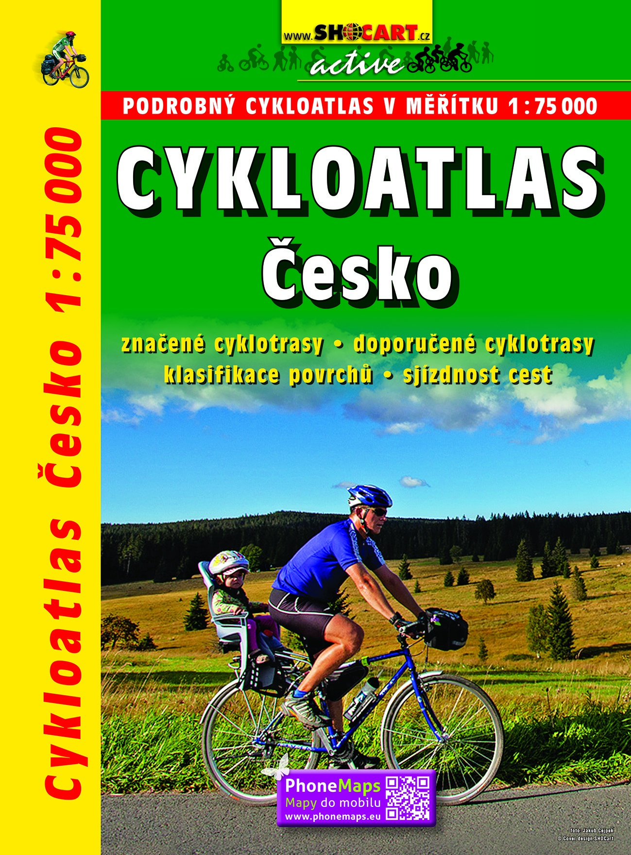 Czech cycling atlas