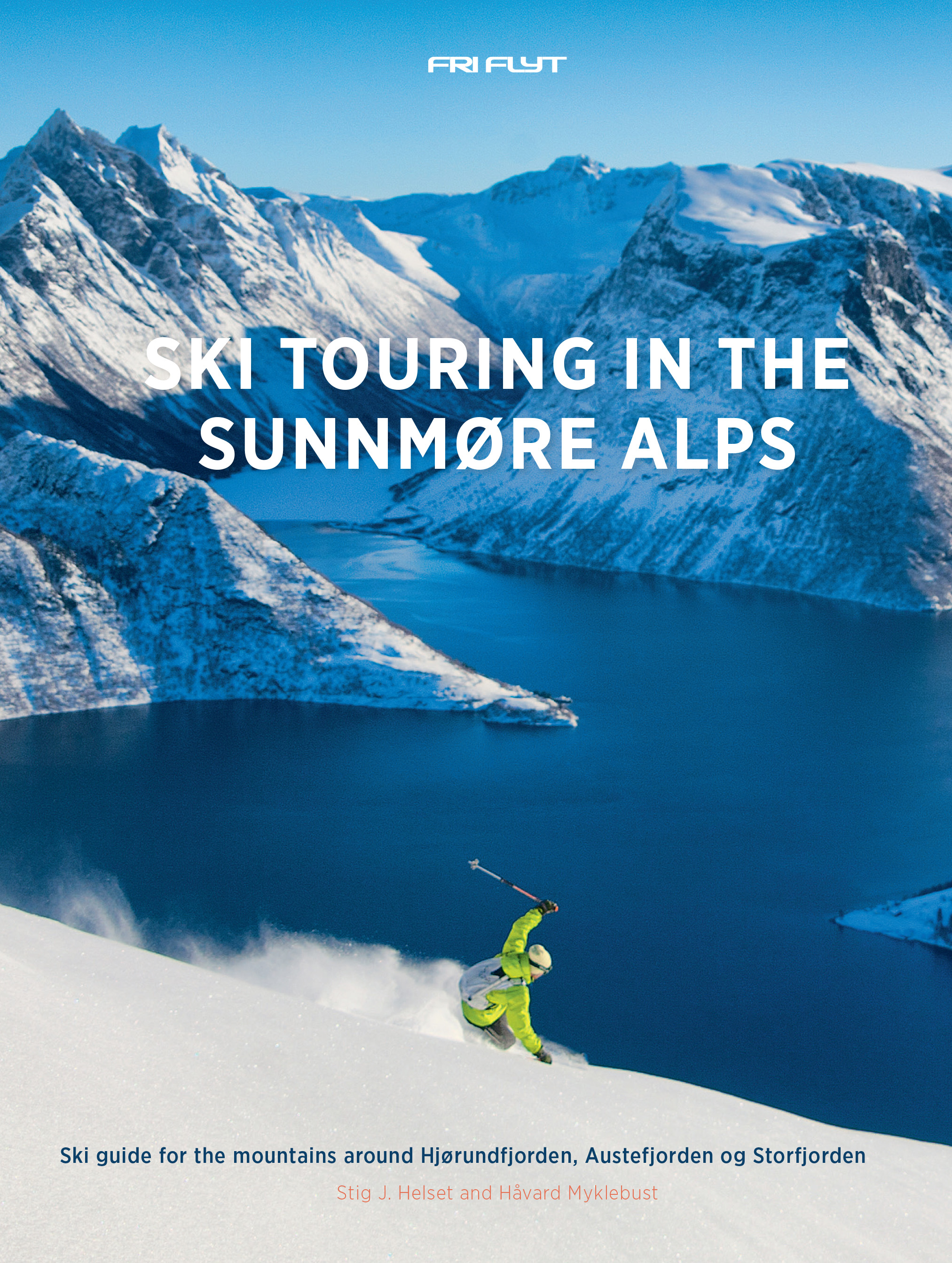 Ski touring in the Sunmore Alps