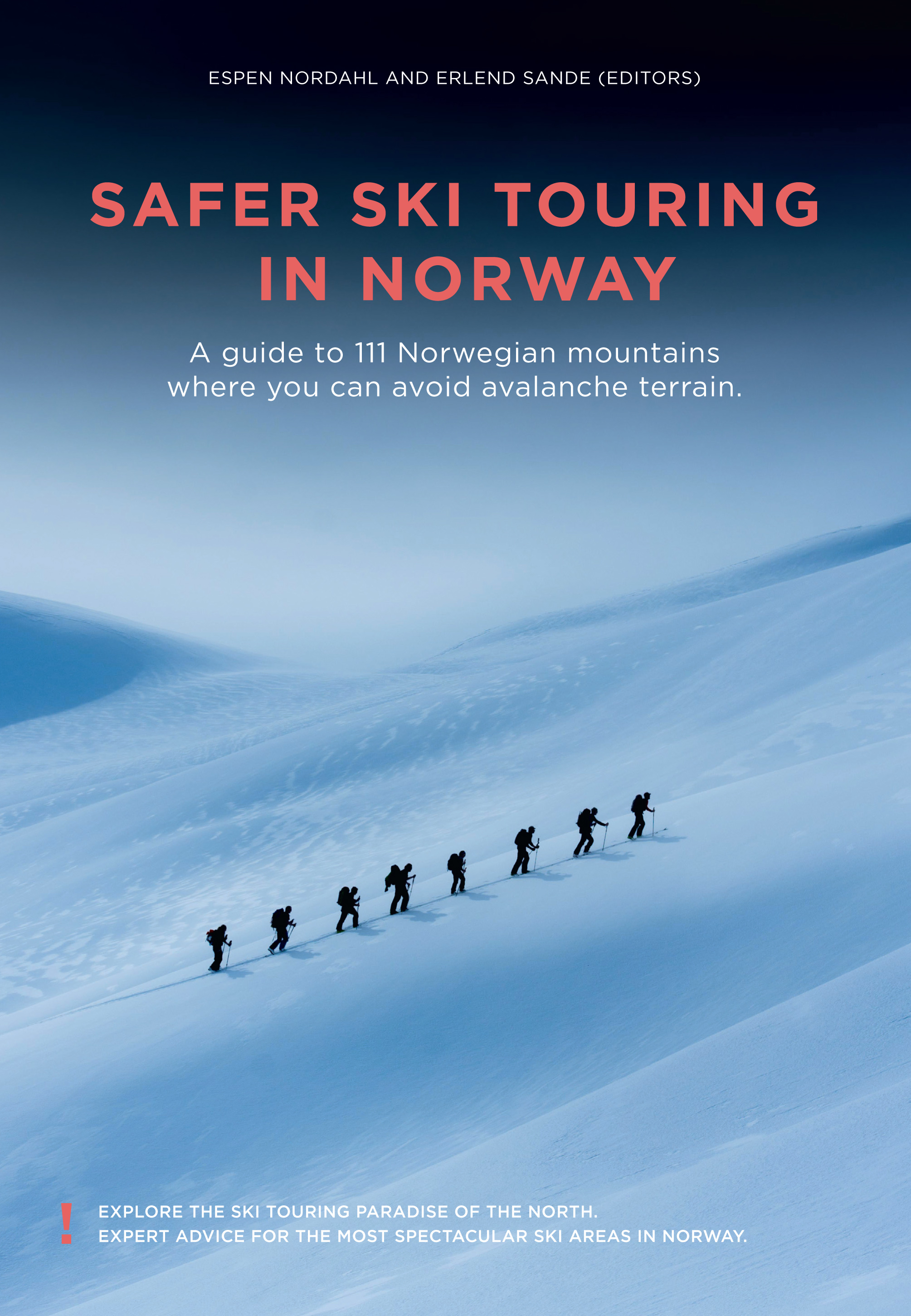 Safer Ski touring in Norway