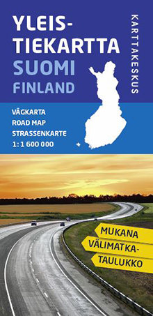 Finland / Suomi Road map