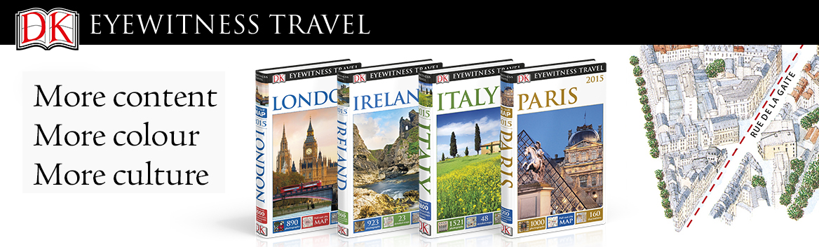 Eyewitness Travel Guides