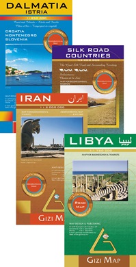 Covers GiziMap