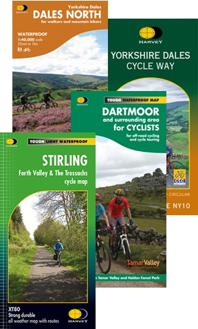 Cycle and MTB Maps