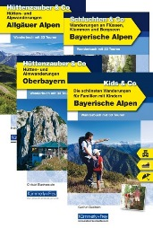 hiking guides CH